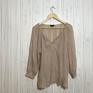 Spense blouse xl